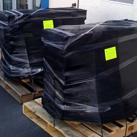 Palletizing Wrapping Services