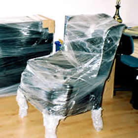 Packing Wrapping Services